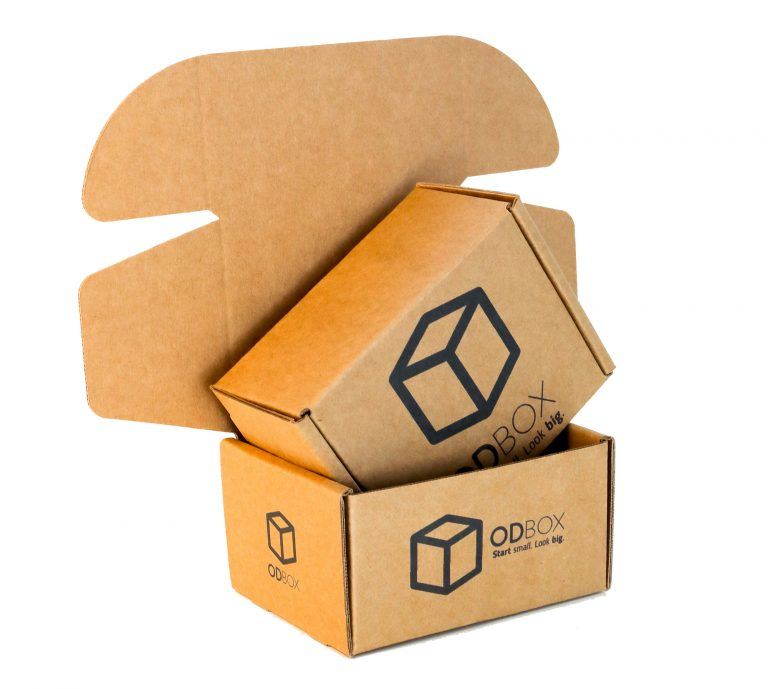 Product Box Kraft
