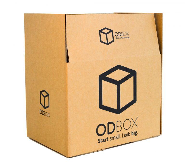Shipper Box Kraft