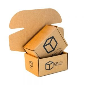 Large Product Box - Kraft